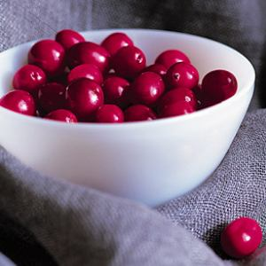 cranberries to control aging