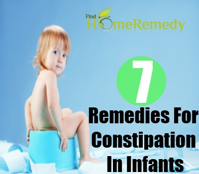 Best Remedies For Constipation In Infants Natural Ways