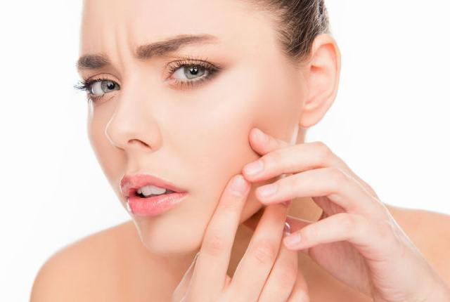 Keep Your Hands Off The Pimple