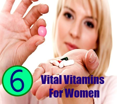 6 Vital Vitamins For Energy Production In Women