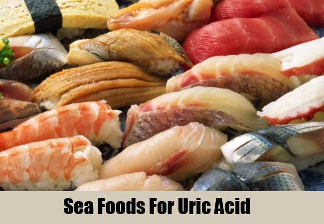 Foods That Contain High Amounts Of Uric Acid