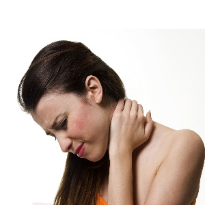muscle spasms in the neck