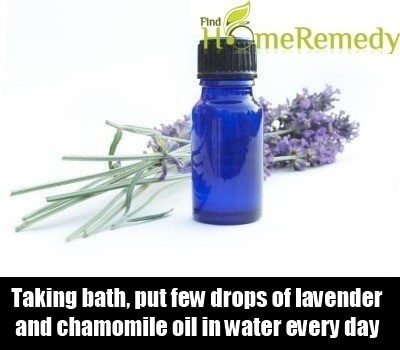 Lavender And Chamomile Oil
