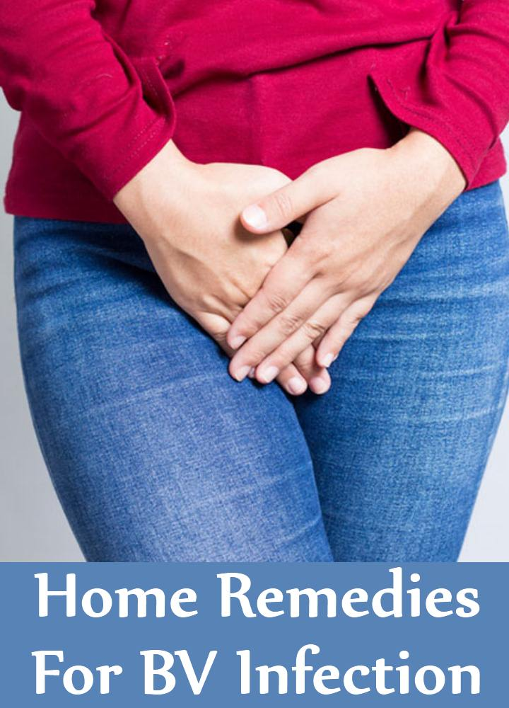 Home Remedies For BV Infection