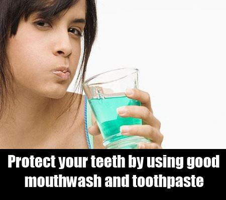 Protection To Teeth