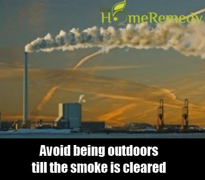 Avoid Polluation