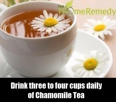 Chamomile Tea (2)