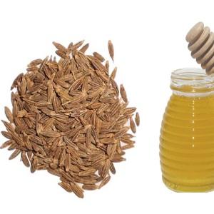 Cumin Seeds With Honey