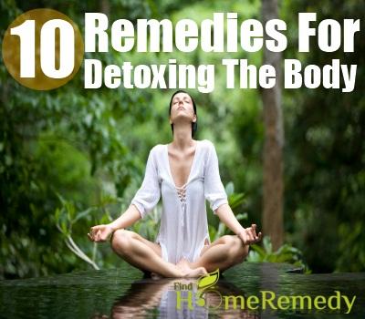 Detoxing The Body