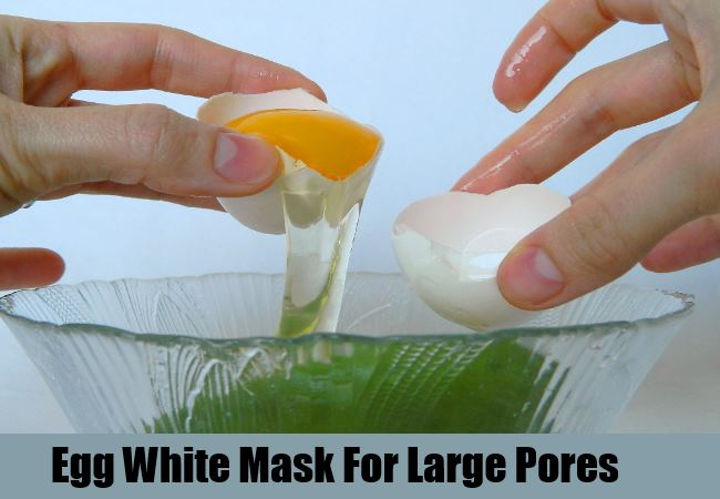 Egg White Mask