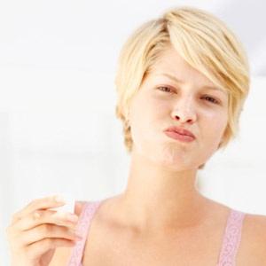 Cure bleeding gums
