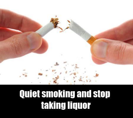 quiet smoking