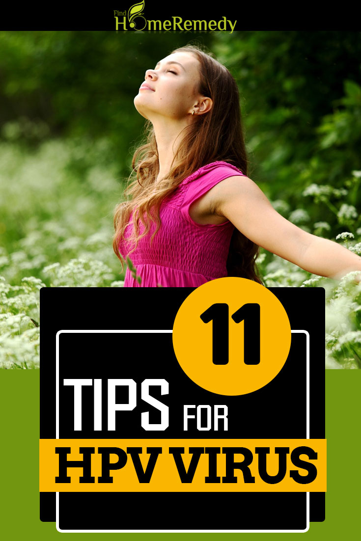 11 Tips To Cure HPV Virus Naturally - How To Cure HPV Virus | Find