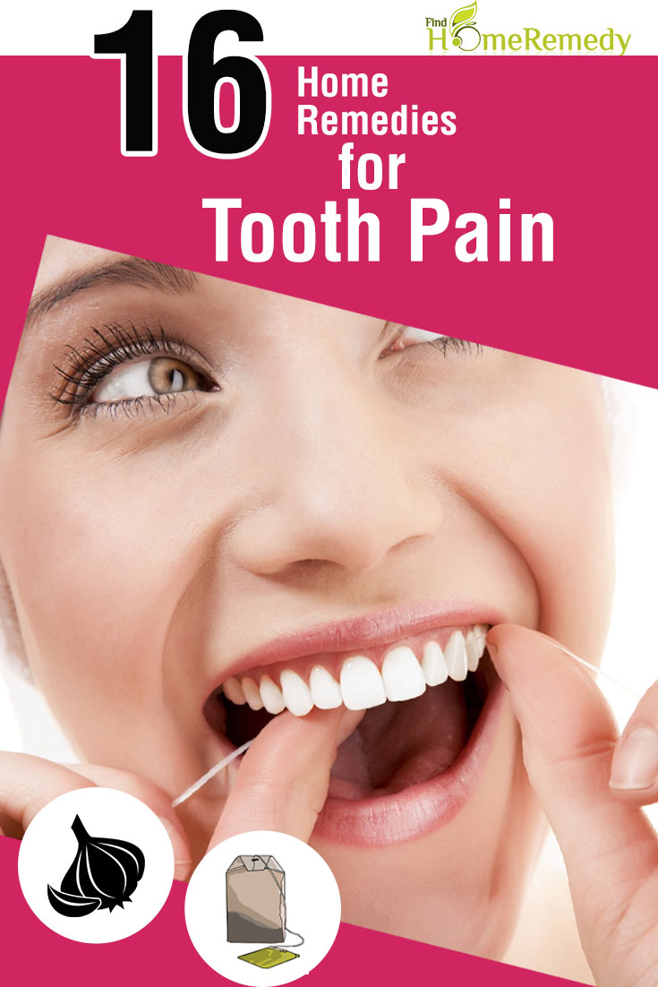 Natural Wisdom Tooth Pain Home Remedy
