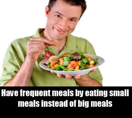 Eat Frequently
