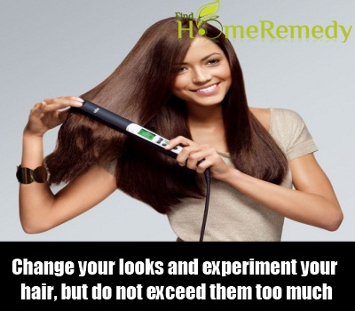 Experimenting With Your Hair