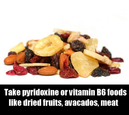 Pyridoxine Or Vitamin B6