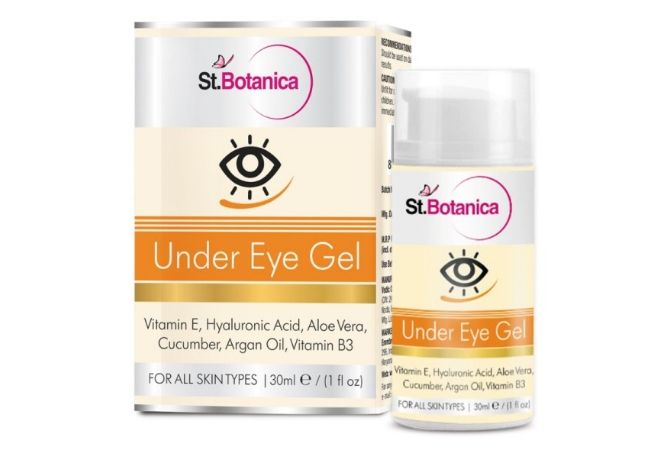 St.Botanica Under Eye Cream