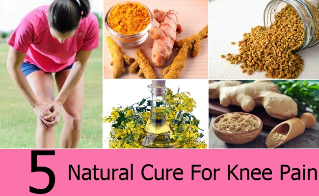 Natural Cure For Knee Pain