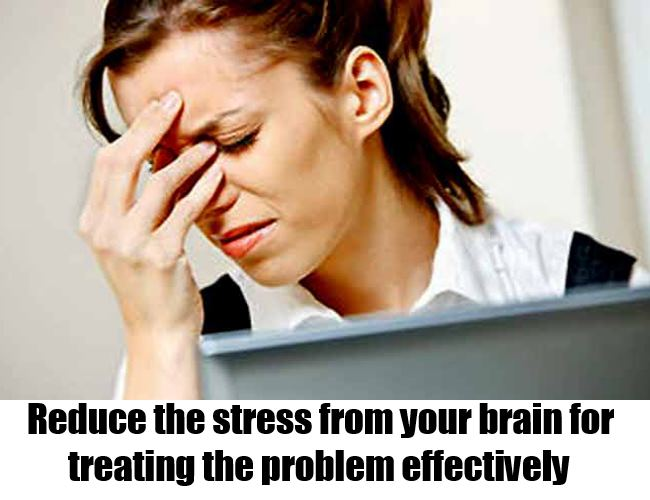 Erase Stress from your Brain