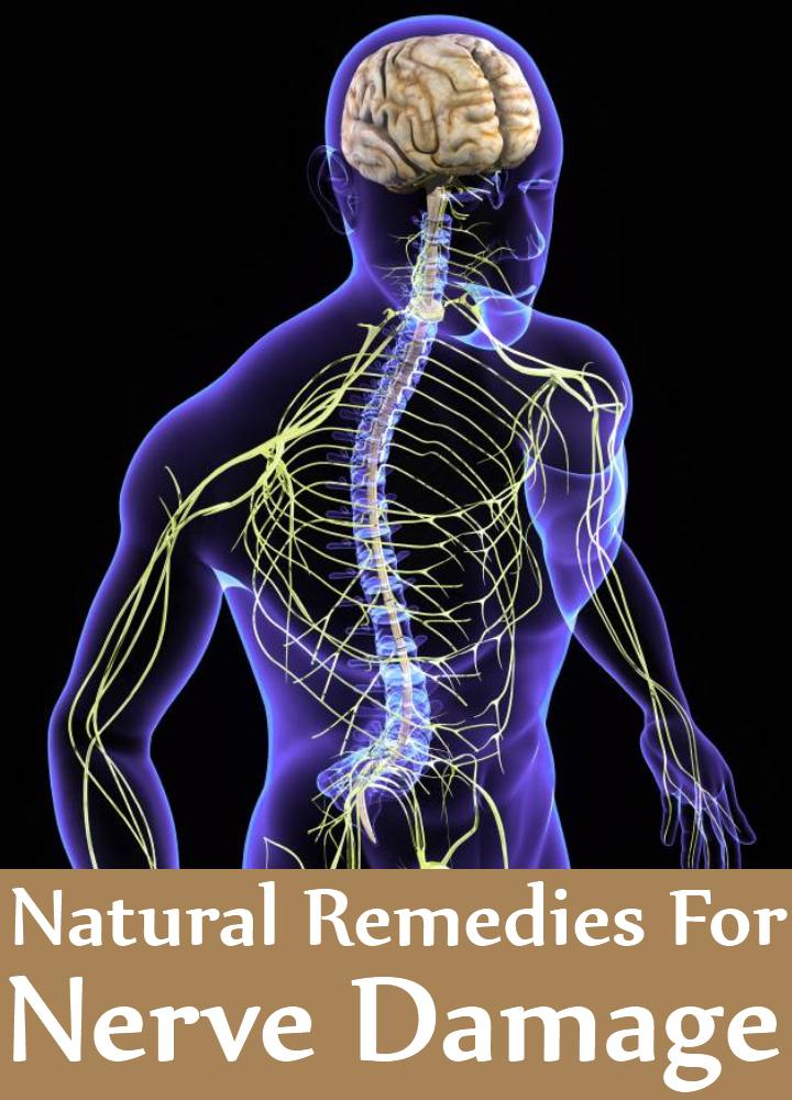 5 Natural Cure For Nerve Damage - Tips For Treating Nerve Damage ...