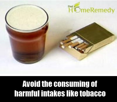 Say NO to Alcohol and Tobacco
