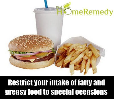 Fatty and Greasy Food