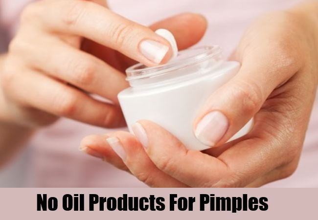 No Oil Products