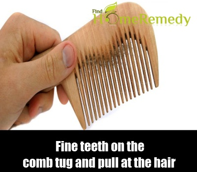Comb The Hair