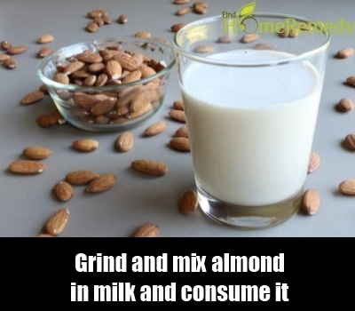 Milk And Almond
