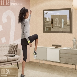 Kinect Games For Losing Weight