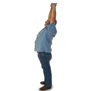 stretch your arms