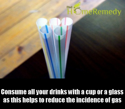 Restrict the Use of Straws