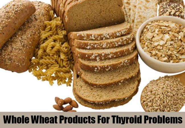 whole-wheat products