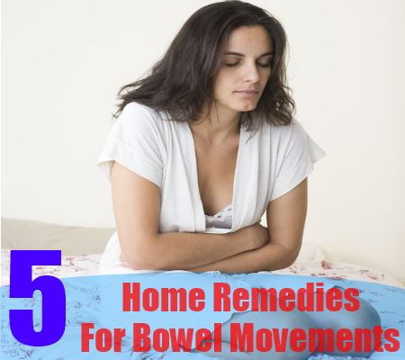 5 Home Remedies To Promote Regular Bowel Movements