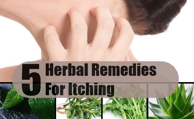 Remedies For Itching