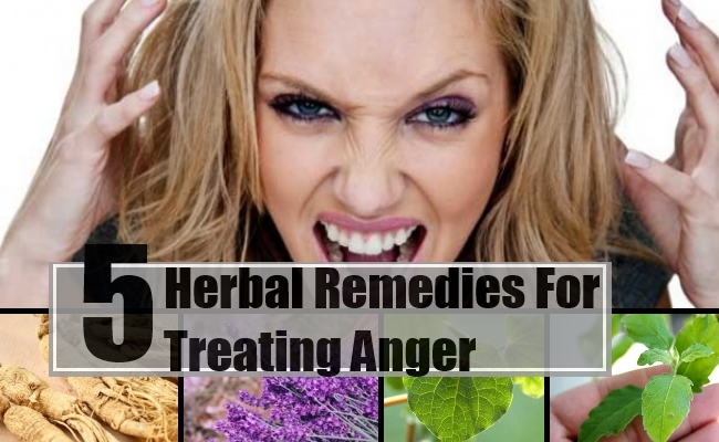 Remedies For Treating Anger