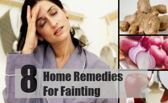 Remedies For Fainting