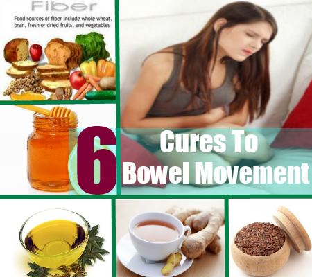 top 6 natural cures to easy bowel movement  how to cure