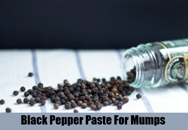 Black Pepper Paste