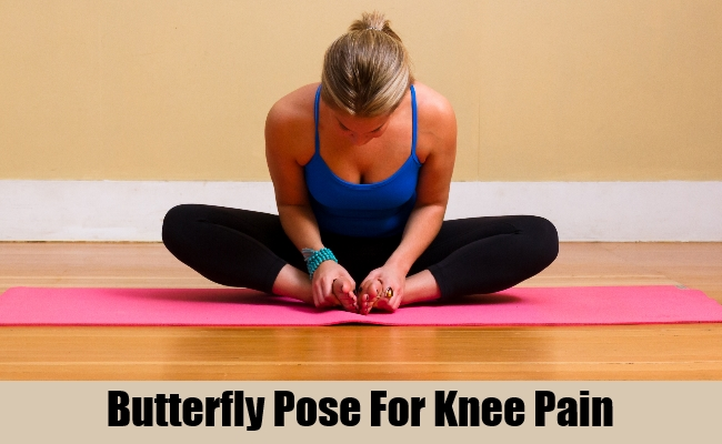 Butterfly Pose