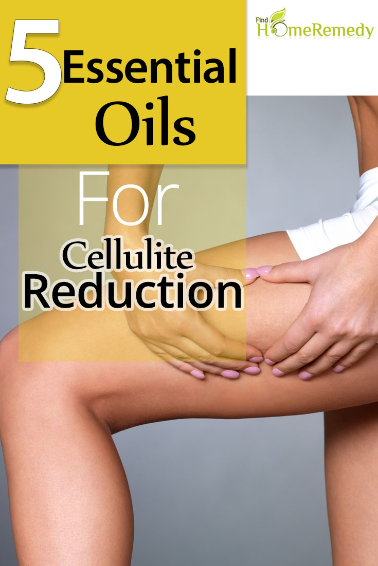 Essential Oils For Cellulite Reduction