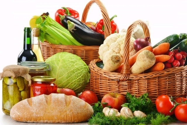 Eat More Iodine Rich Food