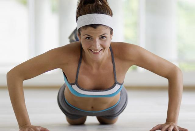 Exercises To Increase Breast Size