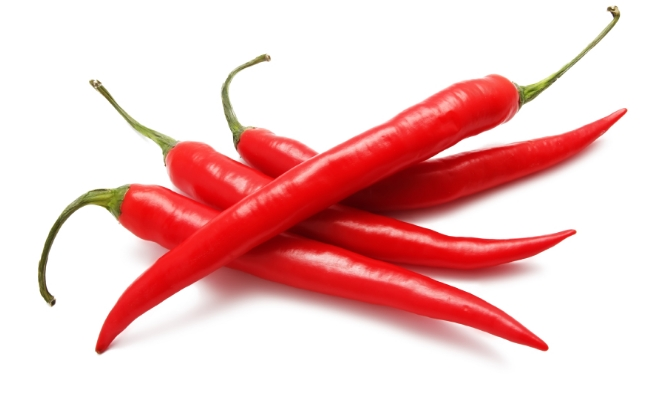 Relief From Capsaicin