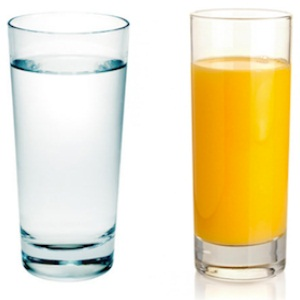 Water And Juices