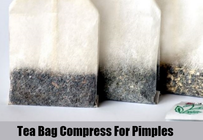 Tea Bag Compress