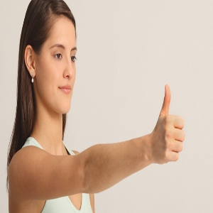 Thumb Gazing Exercise