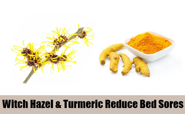 Witch Hazel And Turmeric