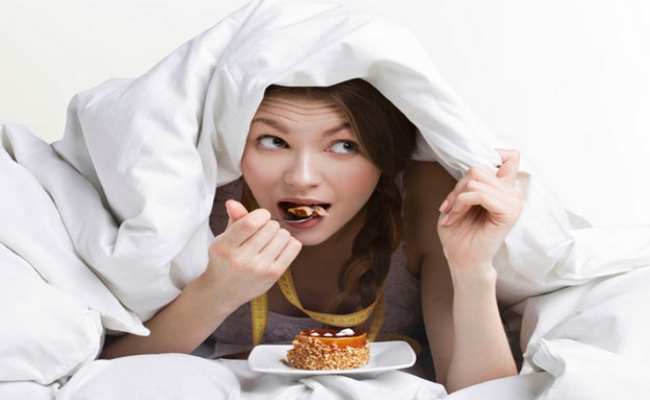 Avoid Going To Bed Just After Eating